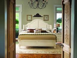 Paula Deen Bedroom Furniture Deen Home Steel Magnolia Platform Bedroom Set In Linen