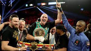 Frank Warren expects Tyson Fury to ...