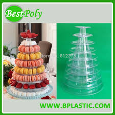 Cookie Display Stand 1000sets 100 tiers Cake Stand Cookie Stand Macaron Stand Macaron 13