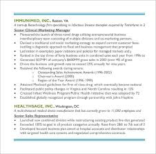 10 Sales Resume Templates Free Samples Examples Format Sample