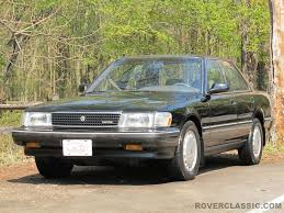 Daily Turismo: 10k: Right Wheel Drive: 1990 Toyota Cressida