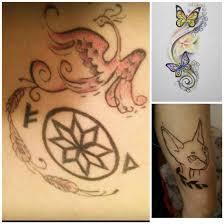 художественная татуировка перекрытие тату от 50 руб в салоне красоты розовая