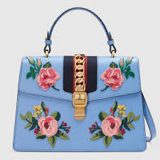 gucci bags for boys. gucci | sylvie embroidered leather top handle bag $ 3,500 bags for boys
