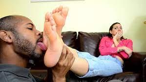 Sadie Holmes Feet Worship