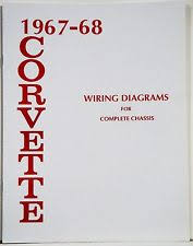1968 corvette 1967 1968 corvette wiring diagram