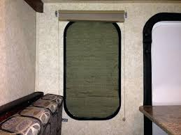 rv window curtains fabric covered plug in tiny bunkhouse window rv designer windshield curtains rv window curtains
