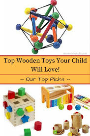 wooden toys are a great way to give your child an open ended play experience