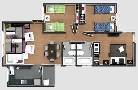 Diseño De Casas Pequeñas De 3 DormitoriosDiseo De Casas Pequeas