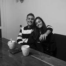 Paulo Dybala e Oriana Sabatini nella loro super casa. Foto private