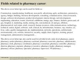 Pharmacy Consultant Cover Letter - Sarahepps.com -