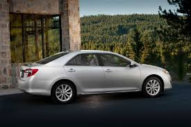 2012 Toyota Camry: Officially Revealed, Pictured and Priced ...