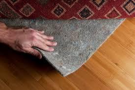 rubber rug pads for hardwood floors