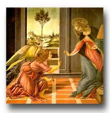 renaissance art the annunciation sandro botticelli  renaissance art the annunciation 1489 90 sandro botticelli
