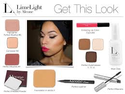 beautiful look using limelight by alcone makeup get all you need for this look at