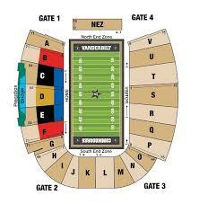 Usafa Stadium Seating Chart New Mclane Stadium Gameday Policies Focus On Fan Safety