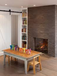 Brick Fireplace Remodel Ideas Fireplace Wondrous Stone Veneer Over Existing Brick Fireplace