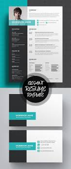 Free Resume Templates Group Share Your Etsy And Creative