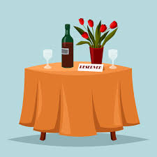 standard tablecloth sizes a guide