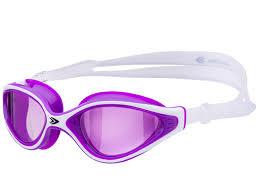 Очки для <b>плавания Longsail</b> Serena, белый/фиолетовый ...