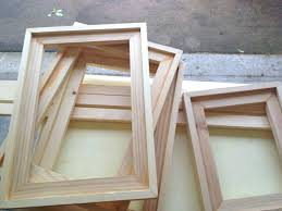making a wooden frame making wooden frames for pictures diy wood frame for stained glass