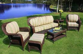 wicker patio furniture. Beautiful Patio Cool Resin Wicker Patio Furniture For All Weather In