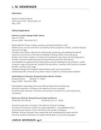 For Public Review Lm Mehringer Hiring Librarians