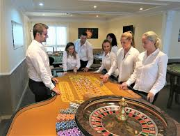 Trainee Casino Dealer Croupier Crispywalker