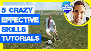 5 Crazy Effective Soccer Skills Tutorials For Kids, Beginners, and Advanced  Soccer Players - YouTube