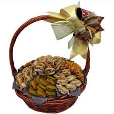 dried fruits nut gift basket