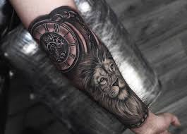 The 85 Best Clock Tattoos For Men Improb
