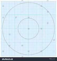 Graph Paper Geometric Calculations Background Design Stock