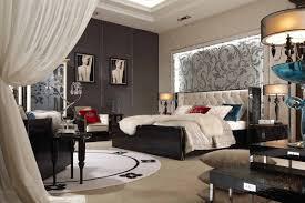 Lacquer Bedroom Furniture Venice Furniture Ax Bellagio Luxurious Transitional Crocodile