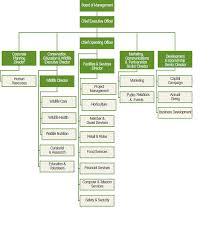 Toronto Zoo Organizational Structure