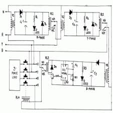 three phase appliance protector engineersgarage circuit diagram three phase appliance protector