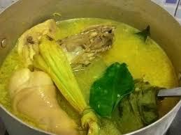 20 menit waktu masak : Cara Masak Ayam Kuah Kuning