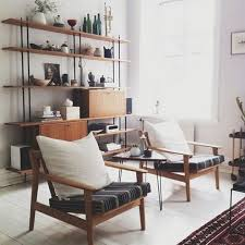 Contemporary Chairs For Living Room 99 Mid Century Modern Living Room Interior Design 5 Design