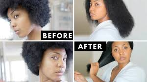 How I Grew My Natural Short Hair My 7 Month Hair Growth Results