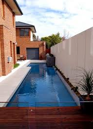 Image Backyard Pools For Small Yards Small Backyard Pools Indoor Swimming Pools Lap Pools Pinterest Modern Lap Pool Design Ideas By Out From The Blue Pools For