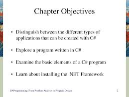 Types Of Program Design C Programming From Problem Analysis To Program Design