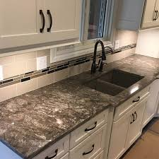 many people prefer the simple look of level 1 granite while others lean towards the more intricate patterns in higher level stones