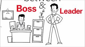 Lean Management Boss Vs Leader Youtube