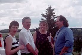 Photo Album - Leah, Allison and their Husbands