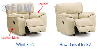 Leather Match Definition