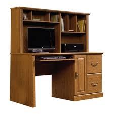 computer desk. Delighful Desk Sauder Orchard Hills Transitional Carolina Oak Computer Desk For
