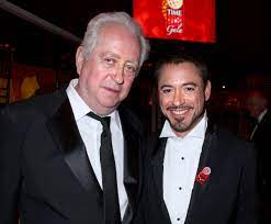 What was Robert Downey Sr. cause of death?