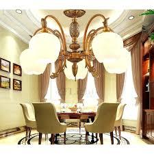copper chandelier lighting chic 5 light glass shade copper dining room chandelier copper chandelier lamp shades