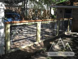 wire fence styles. 2×4 Wire Ranch Fence Styles