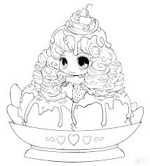 Coloring Pictures Of Dogs Anime Pages Princesses Cute Animals ...