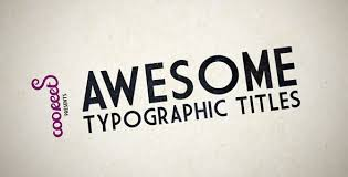 Kinetic Typography Powerpoint Template 25 Amazing After Effects