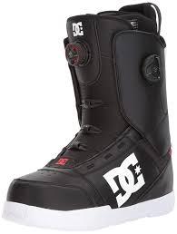 Dc Mens Control Dual Boa Snowboard Boots